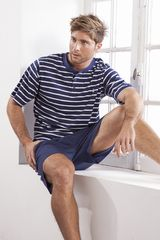 Kayser Azul de Hombre modelo 77-461 Ropa Interior Y Pijamas Lencería Pijamas