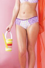 Kayser Morado de Niña modelo 15-896 Lencería Ropa Interior Y Pijamas Pantalonetas