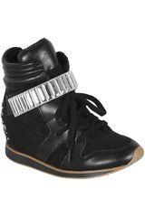 Platanitos Negro de Mujer modelo ZB PATTON-03 Zapatillas Casual