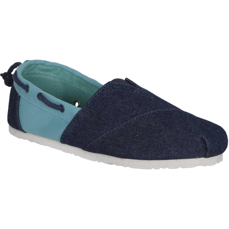 Platanitos a 902,a Azul, Material Textil, Color Azul, Taco