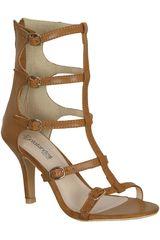 Calzados de Mujer Platanitos SF 30A67 Camel