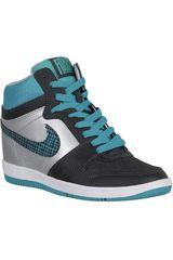 Zapatilla Botín de Mujer Nike FORCE SKY W Negro