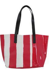 Platanitos Rojo de Mujer modelo BE-14104-A Bolsos Carteras Casual