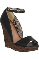 Calzados de Mujer Platanitos SPW 895 Negro