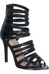 Sandalia de Mujer Platanitos S 223 Negro