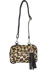 Platanitos Leopardo de Mujer modelo CL8038-A Carteras Casual