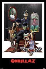 Poster de  Kraken Posters GORILLAZ Varios