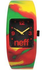 Reloj Deportivo de Hombre Neff BANDIT Rasta
