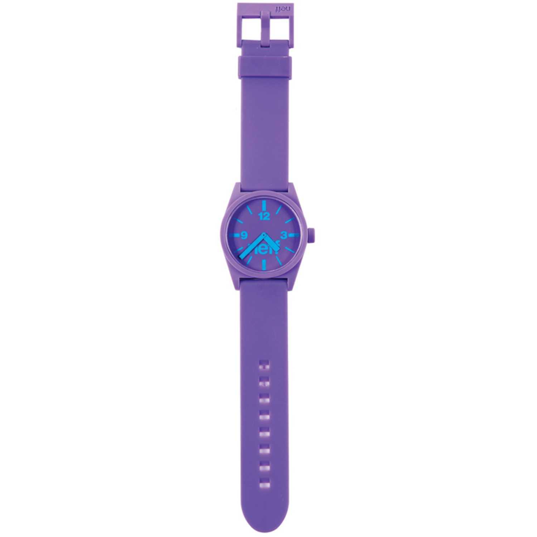 Reloj Deportivo de Mujer Neff daily Morado, Material Varios, Color Morado.
