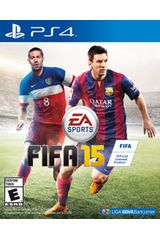 Electronic Arts Varios modelo FIFA 15 PS4 Juegos-Videos