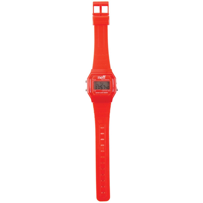 Reloj Deportivo  Neff Rojo flava