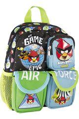 Mochila de Niño Angry Birds FBAB-NAV14-1 Verde
