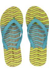 Sandalia de Mujer Platanitos SB 5761 Turquesa