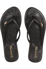 Sandalia de Mujer Platanitos SB 7305-A Negro