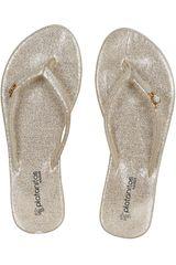 Sandalia de Mujer Platanitos SB 7305-A Dorado