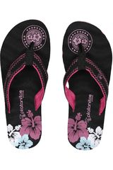 Sandalia de Mujer PlatanitosSB 38572 Negro