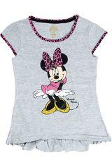 Polo de Niña Minnie Mouse 2V15MN926822 Gris