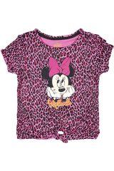 Polo de Niña Minnie Mouse 2V15MN926821 Fucsia