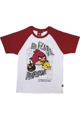 Polo de Niño Angry Birds AB-1548 Rojo