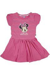 Vestido de Niña Minnie Mouse 2V15MN912809 Fucsia