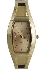 Reloj Casual de Mujer Platanitos LW5755-A Dorado