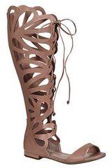 Platanitos Topo de Mujer modelo S SOLO05 Flat Casual Sandalias