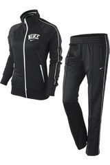 Buzo de Mujer Nike CL POLYWARP Negro