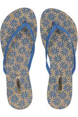 Sandalia de Mujer Platanitos SF 1192 Turquesa
