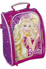 Lonchera de Niña Barbie HK107-BBPA15 Rosado