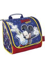 Lonchera de Niño Mickey Mouse SF05-MCD15 Azul