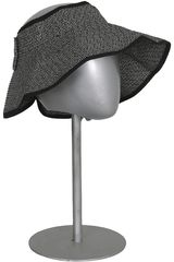 Sombrero de Mujer Platanitos ROLL VISOR Negro