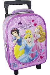 Mochila de Niña Disney Princesas TBA299-PG15 Rosado