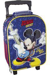 Mochila de Niño Mickey Mouse TBA299-MCD15 Azul