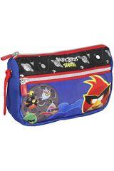 Cartuchera de Niño Angry Birds ST203-ABA15 Azul