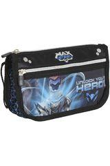 Cartuchera de Niño Max Steel ST203-MSA15 Azul