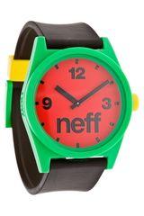 Neff Rasta de Hombre modelo DAILY Relojes