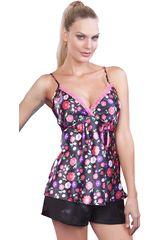 Pijama de Mujer Kayser 70.572 Coral