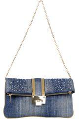 Bolsos y Accesorios de Mujer Platanitos 100819 Azul