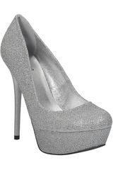 Qupid Plateado de Mujer modelo CP DAYDREAM22 Casual Plataformas Zapatos Mujer Calzado