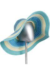 Sombrero de Mujer Platanitos KJ14H020-A Turquesa