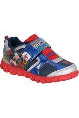 Zapatilla de Niño Mickey Mouse Q-1310410 Azul