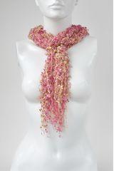 Platanitos Coral de Mujer modelo 2014D Bufandas