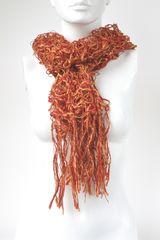 Bufanda de Mujer Platanitos 3338 Coral