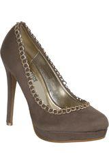 Zapato de Mujer Platanitos CP 4134 Topo