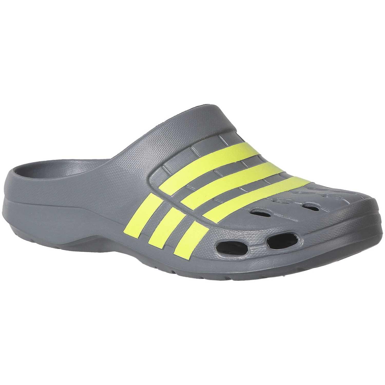 Clog Duramo Adidas Mujer Gris De Playeras KcFJTl1