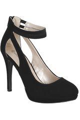 Calzado de Mujer Platanitos CP WALTZ09 Negro