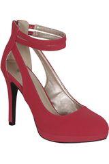 Calzado de Mujer Platanitos CP WALTZ09 Rojo