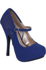 Calzado de Mujer Platanitos CP ONYX202 Azul