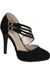 Calzado de Mujer Platanitos CP WALTZ06 Negro
