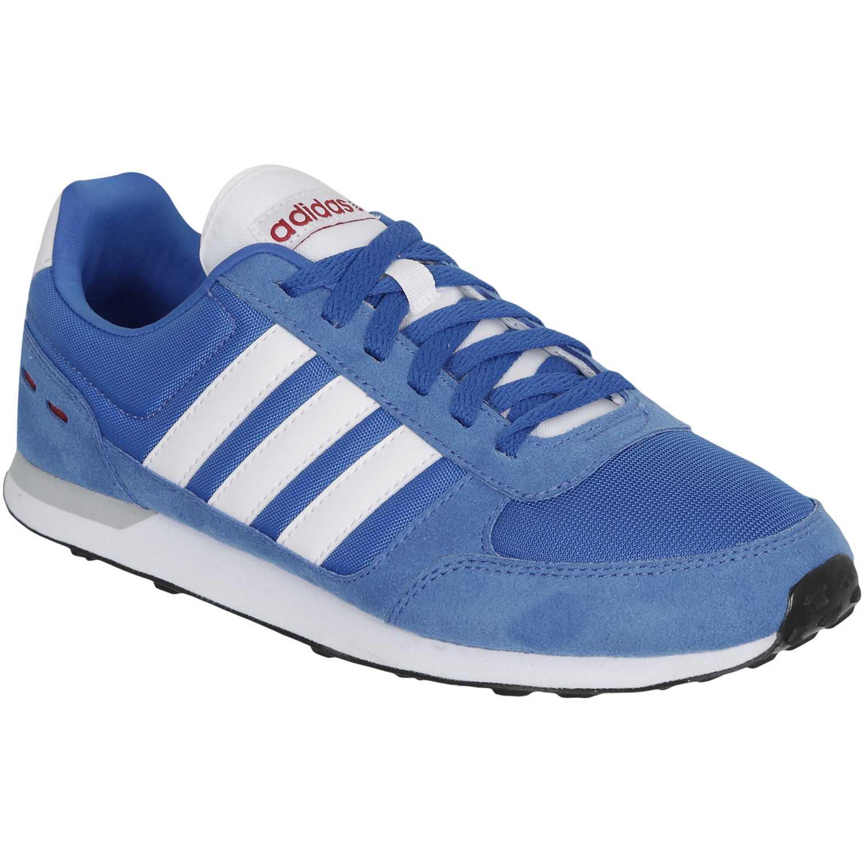 Adidas Neo City Racer Gris